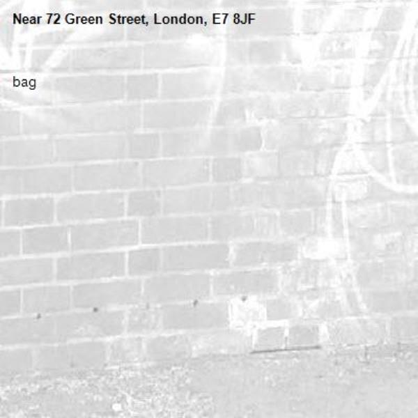 bag-72 Green Street, London, E7 8JF