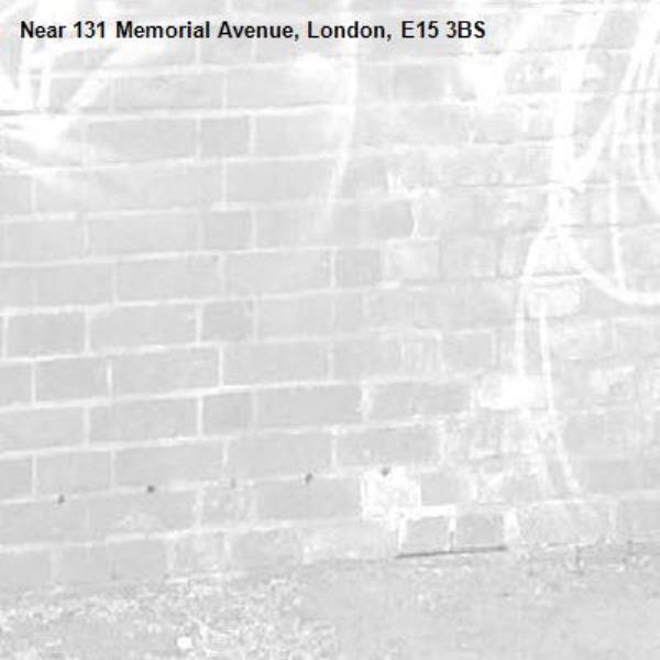-131 Memorial Avenue, London, E15 3BS