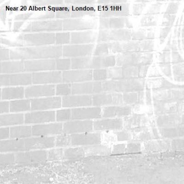 -20 Albert Square, London, E15 1HH
