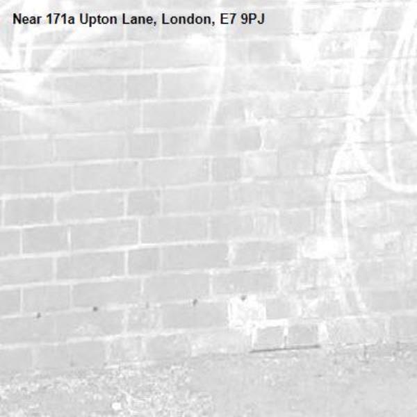 -171a Upton Lane, London, E7 9PJ