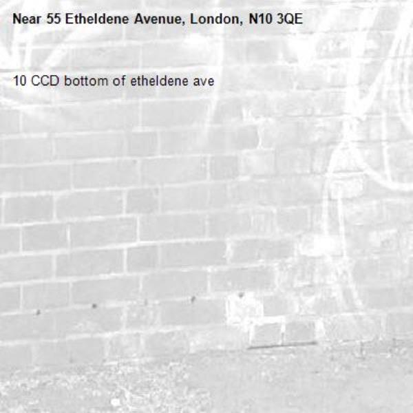 10 CCD bottom of etheldene ave-55 Etheldene Avenue, London, N10 3QE
