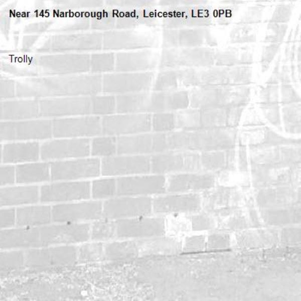 Trolly -145 Narborough Road, Leicester, LE3 0PB