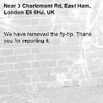 We have removed the fly-tip. Thank you for reporting it.-3 Charlemont Rd, East Ham, London E6 6HJ, UK