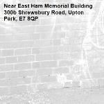 -East Ham Memorial Building 300b Shrewsbury Road, Upton Park, E7 8QP