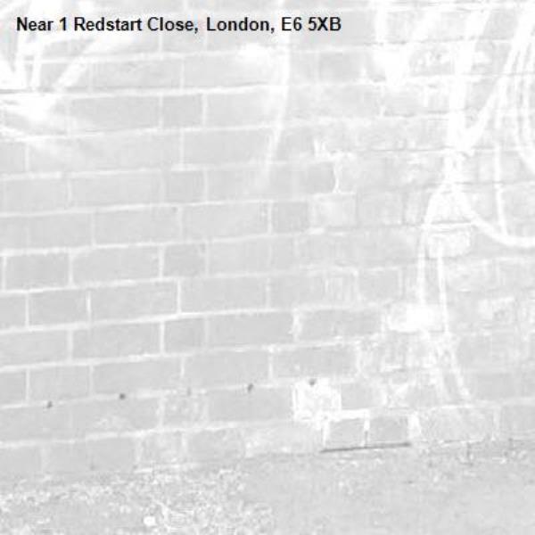 -1 Redstart Close, London, E6 5XB
