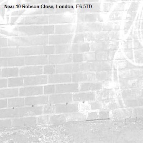 -10 Robson Close, London, E6 5TD