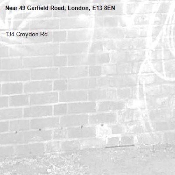 134 Croydon Rd-49 Garfield Road, London, E13 8EN