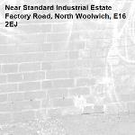 -Standard Industrial Estate Factory Road, North Woolwich, E16 2EJ