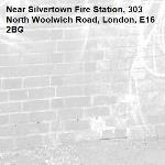 -Silvertown Fire Station, 303 North Woolwich Road, London, E16 2BG