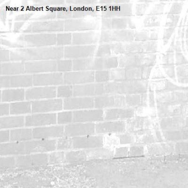 -2 Albert Square, London, E15 1HH
