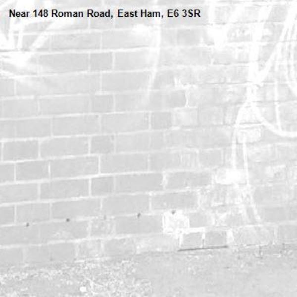 -148 Roman Road, East Ham, E6 3SR