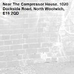 -The Compressor House, 1020 Dockside Road, North Woolwich, E16 2QD