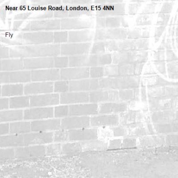 Fly-65 Louise Road, London, E15 4NN
