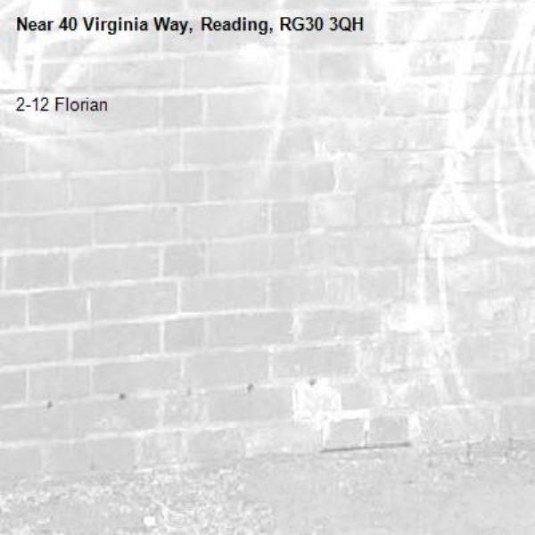 2-12 Florian -40 Virginia Way, Reading, RG30 3QH
