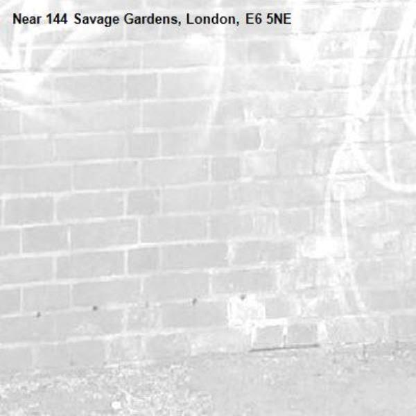 -144 Savage Gardens, London, E6 5NE