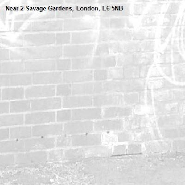 -2 Savage Gardens, London, E6 5NB