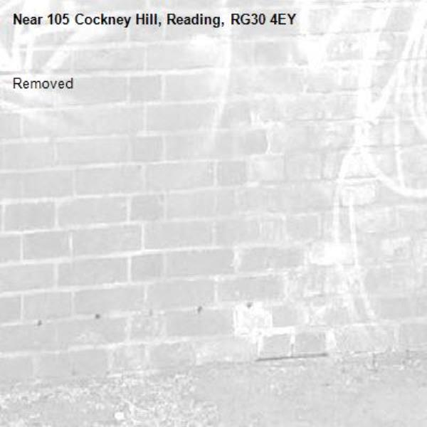 Removed -105 Cockney Hill, Reading, RG30 4EY