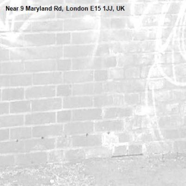 -9 Maryland Rd, London E15 1JJ, UK