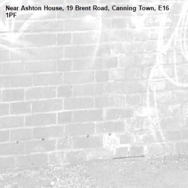 -Ashton House, 19 Brent Road, Canning Town, E16 1PF