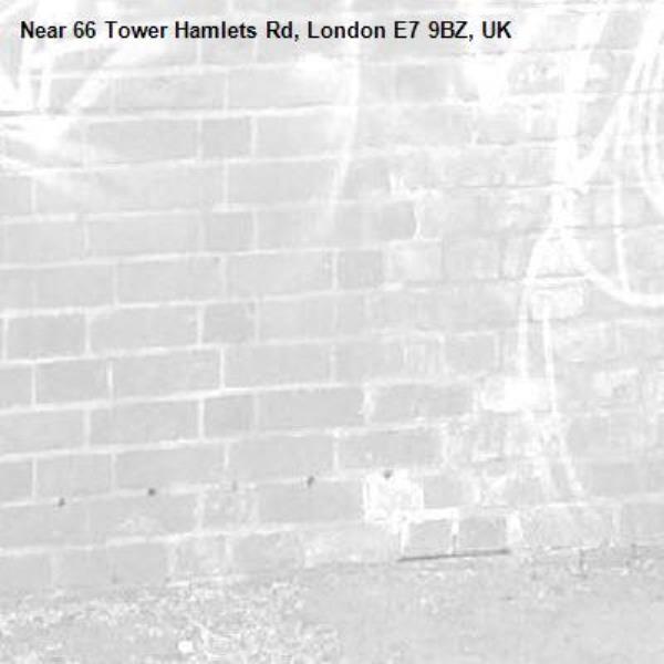 -66 Tower Hamlets Rd, London E7 9BZ, UK
