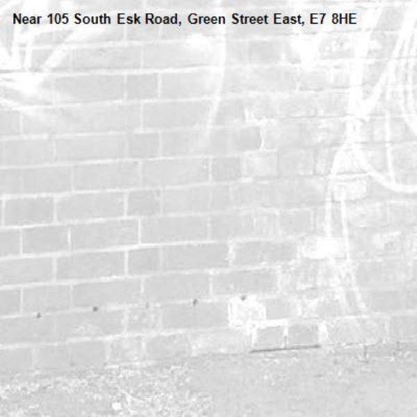 -105 South Esk Road, Green Street East, E7 8HE