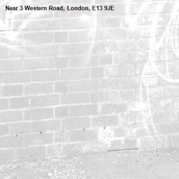 -3 Western Road, London, E13 9JE