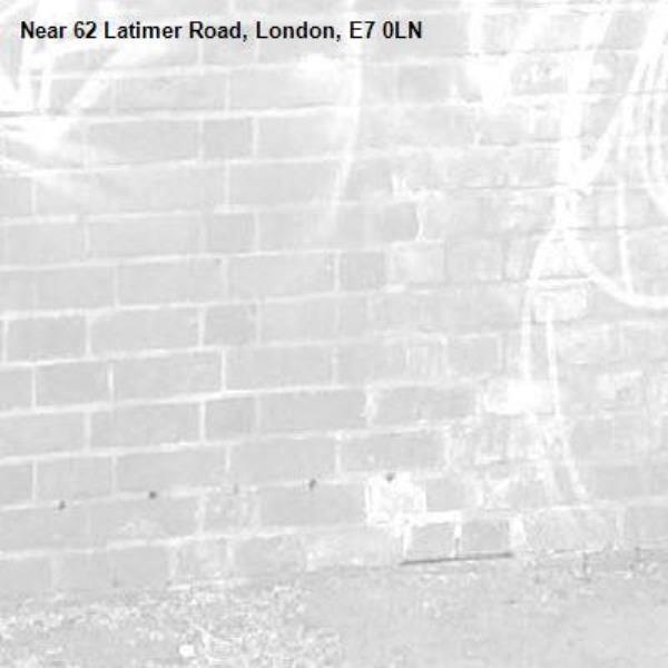-62 Latimer Road, London, E7 0LN