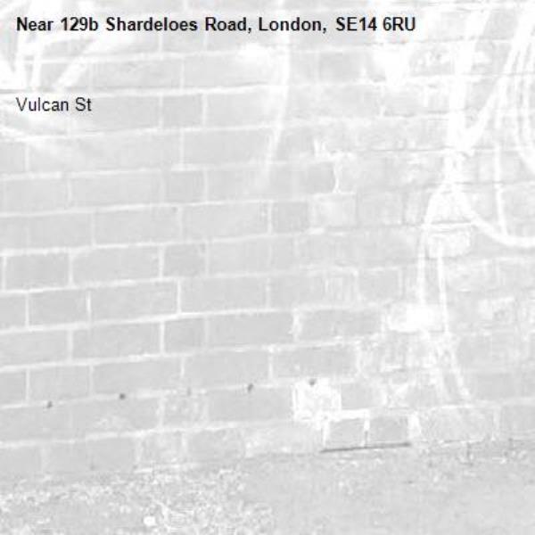 Vulcan St -129b Shardeloes Road, London, SE14 6RU