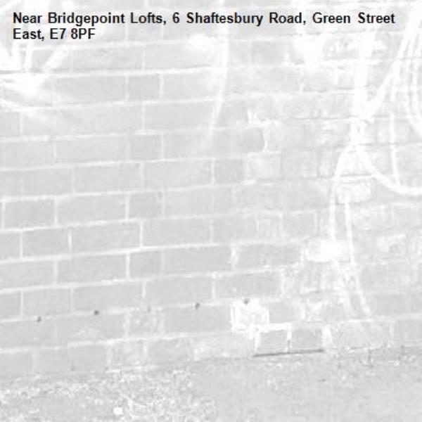 -Bridgepoint Lofts, 6 Shaftesbury Road, Green Street East, E7 8PF